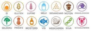 Vitaminekiezer kiest keurmerk allergenen